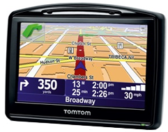 TomTom GO 930T Car Sat Nav Review and Comparison