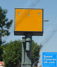 Speed Camera Painted Grey Are They Legal